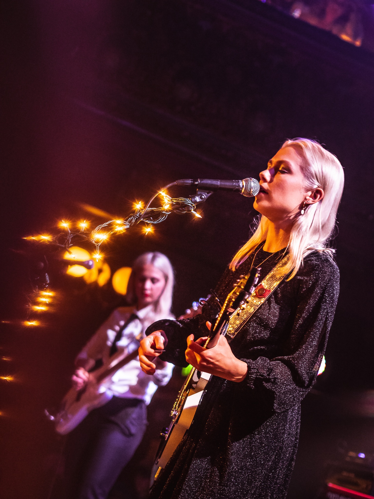 Phoebe Bridgers @ The Great American Music Hall, San Francisco, CA