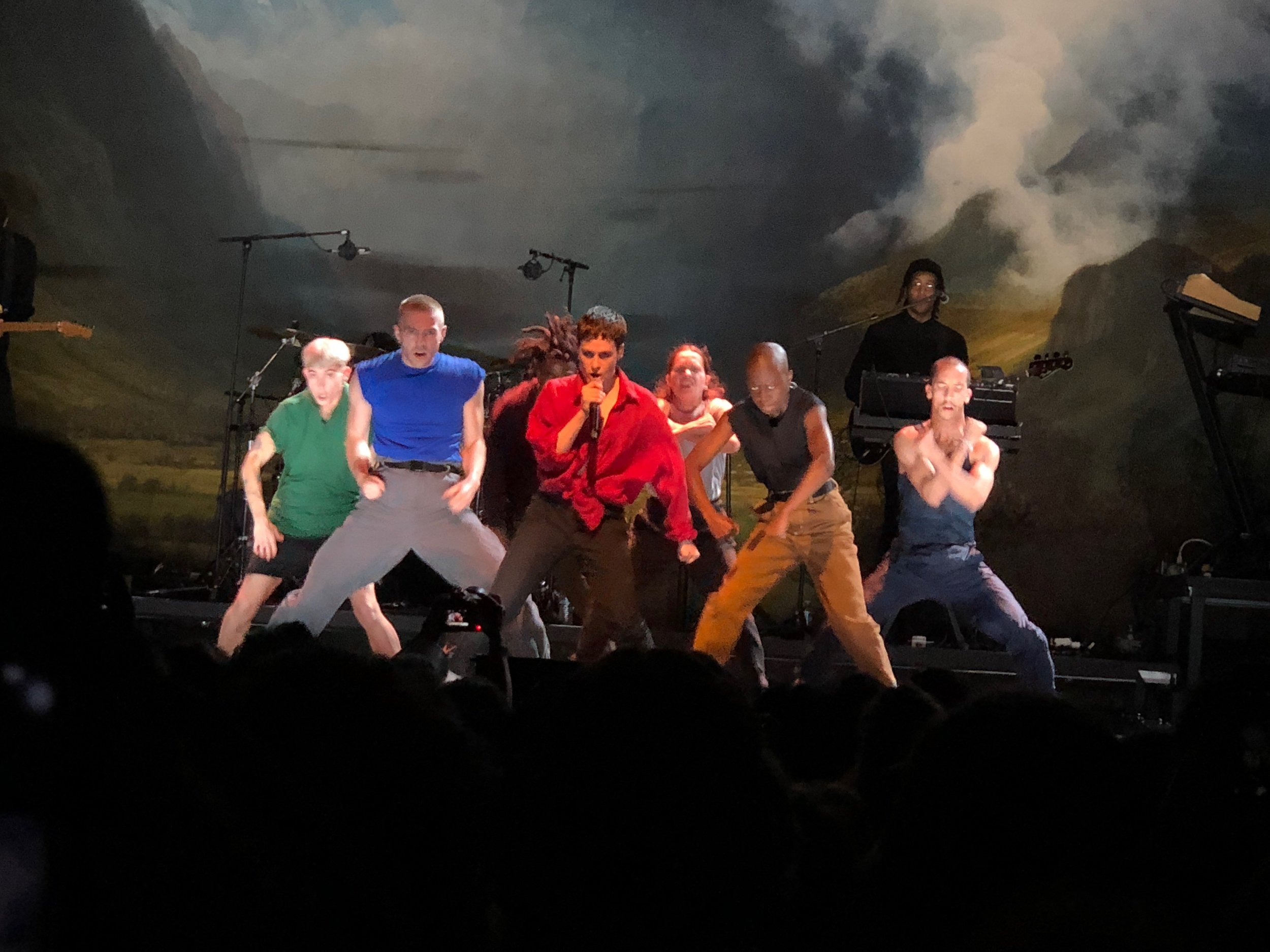 Christine and the Queens @ The Fox Theater, Oakland, CA