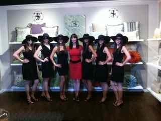 Luxury designer Elaine Smith and