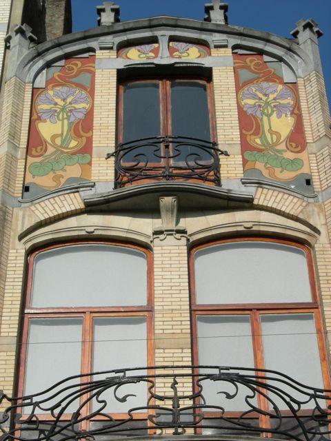 Art Nouveau Architecture in Brussels