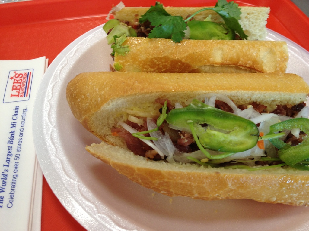 Lee's Vietnamese Sandwich - One of my all time Favs