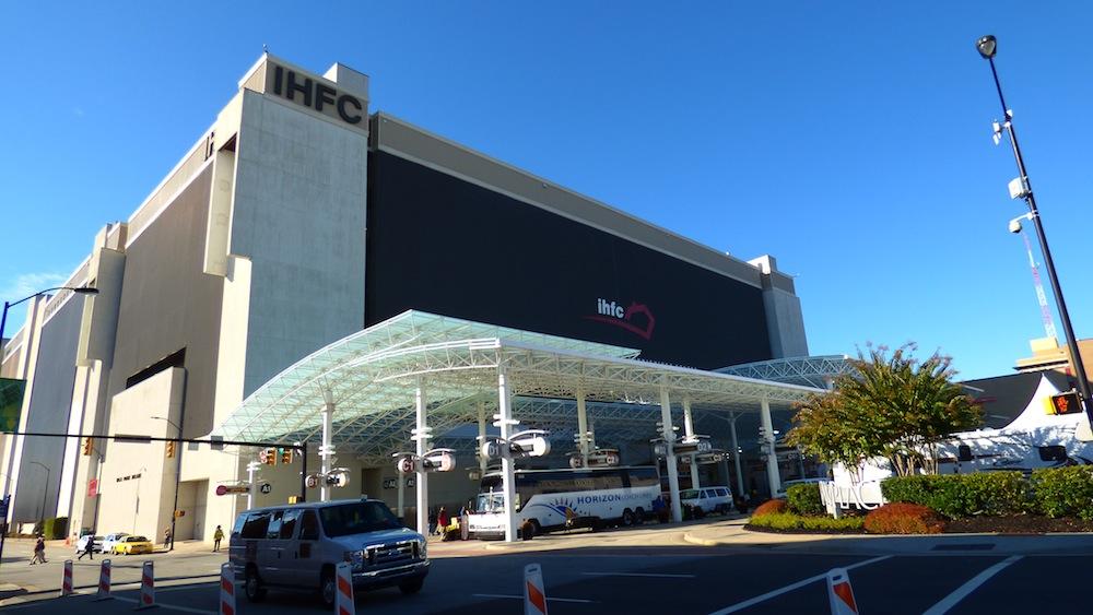 IHFC building - High Point Market