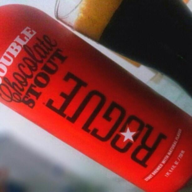 Double Chocolate Stout de Rogue | Imagen:  @Wixx72  en Instagram