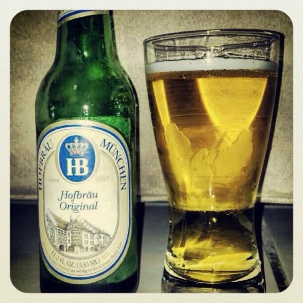 Hofbräu Original vía @adejesus80 en Instagram