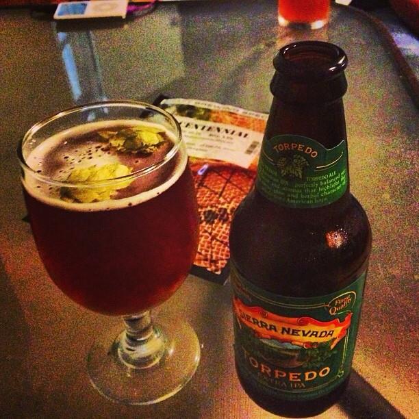 Sierra Nevada Torpedo vía @dehumanizer en Instagram