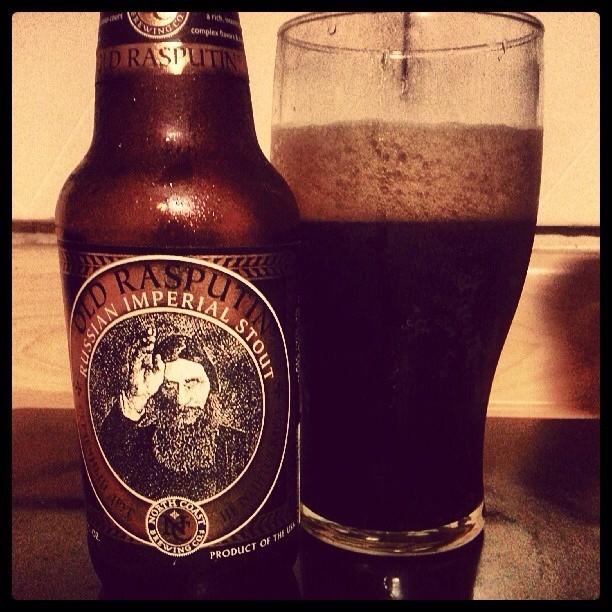 Old Rasputin vía @bierontap en Instagram