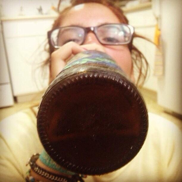 Bottom's Up! @phranbuesa en Instagram