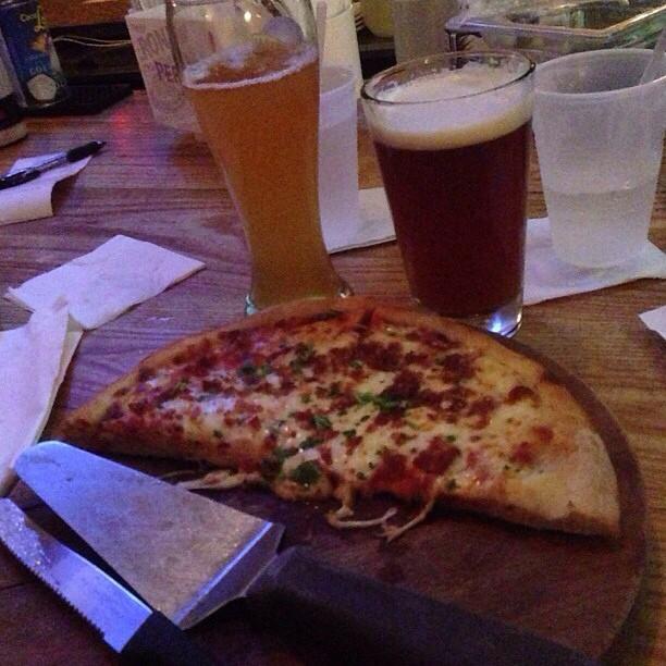 Maui Mana Wheat y Dacay Red Ale vía @pablopr77 en Instagram