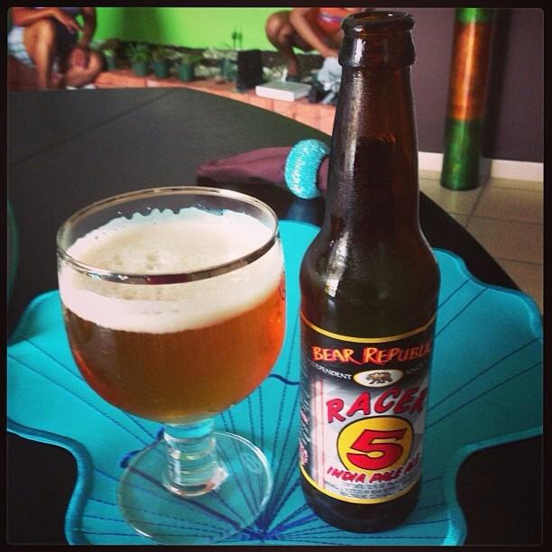 Racer 5 Indian Pale Ale - @pablopr77 en Instagram