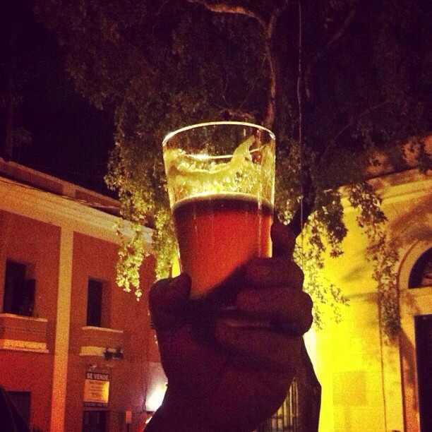 Stone Brewing Barley Wine vía @apaman8 en Instagram