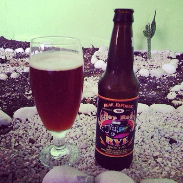 Hop Rod Rye vía @pablopr77 en Instagram