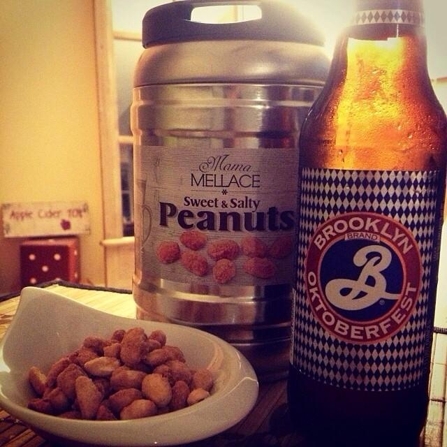 Brooklyn Oktoberfest viá @natapaola en Instagram