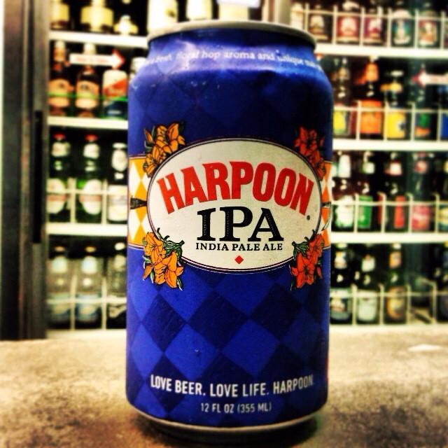 Harpoon IPA vía @valdorm en Instagram
