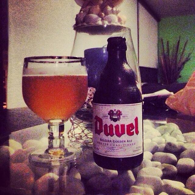 Duvel Belgian Golden Ale vía @pablopr77 en Instagram