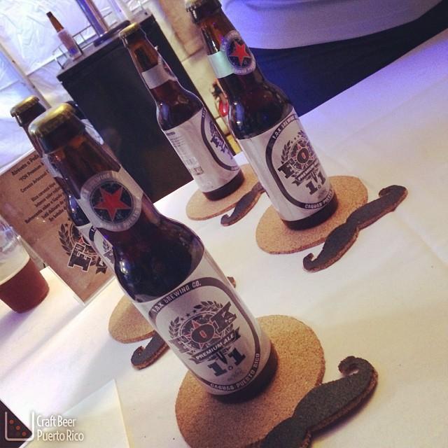 FOK Brewing en el West Beer Fest