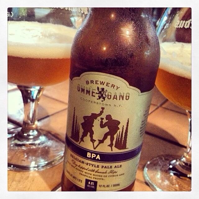 Ommegang BPA vía @thecraftbeergal en Instagram