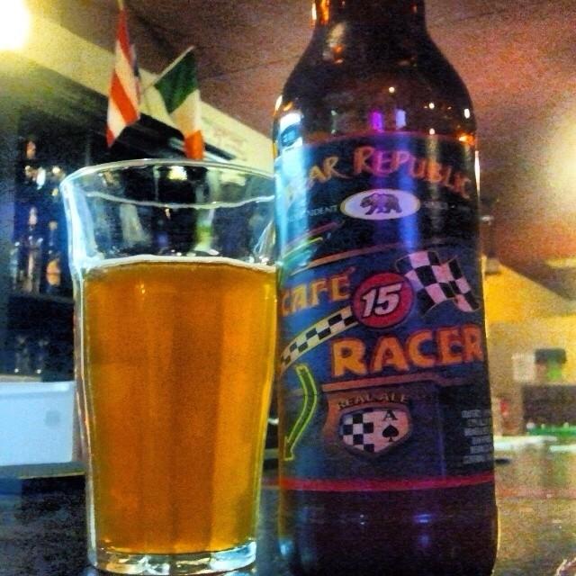 Bear Republic Cafe Racer 15 vía @valdorm en Instagram