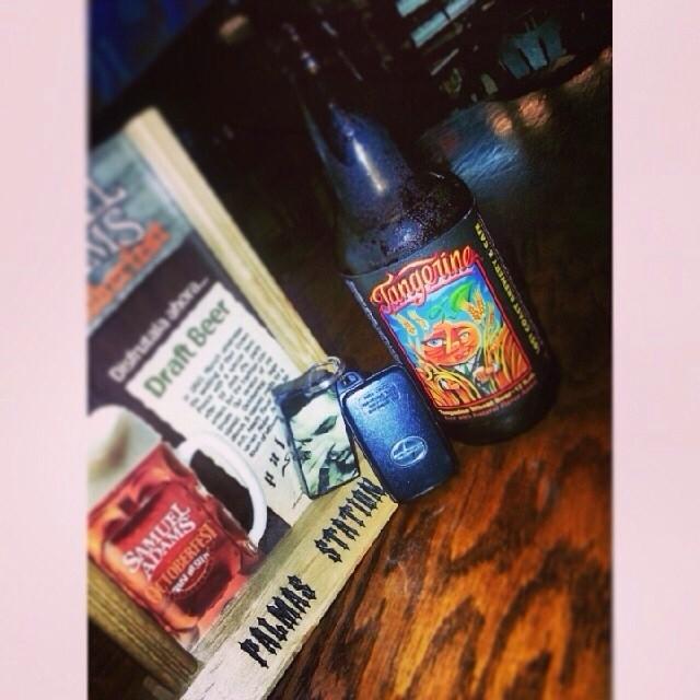 Tangerine vía @minortiz_ en Instagram