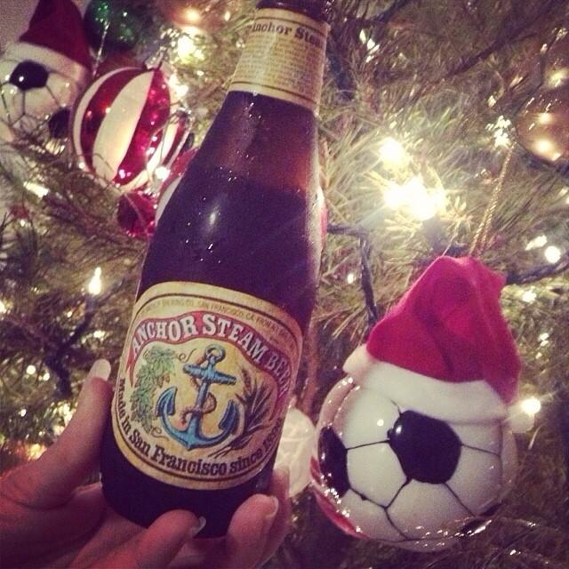 Anchor Steam Beer vía @adrianaico @tammygirl01 en Instagram