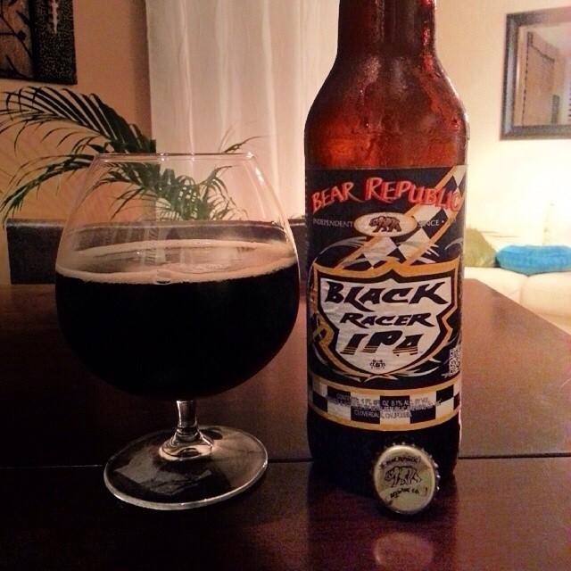 Bear Republic Black Racer IPA vía @eljinete99