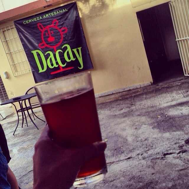 Dacay Red Ale vía @evalissebibi en Instagram