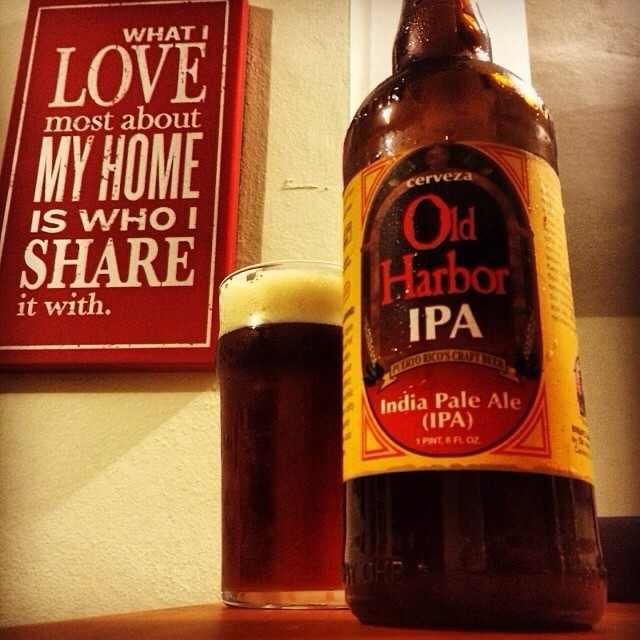 Old Harbor IPA vía @apaman8 en Instagram