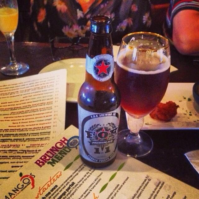 FOK Premium Ale vía @valissebibi en Instagram