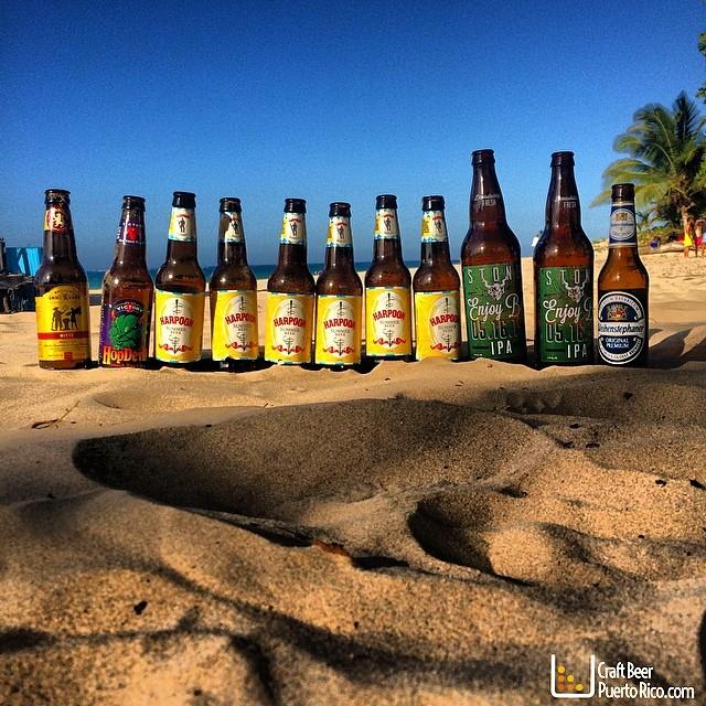 Domingo de playa vía @manuhola en Instagram