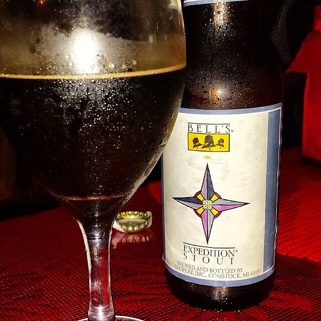 Bell's Expedition Stout vía @makiromusic