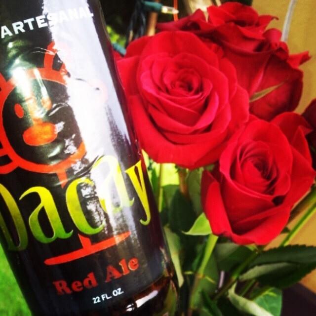 Dacay Red Ale vía @santiav2004 en Instagram