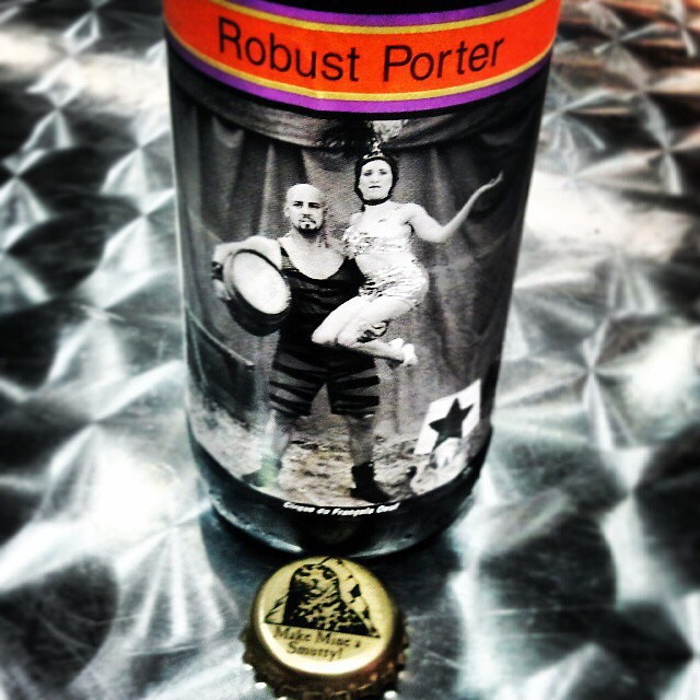 Smuttynose Robust Porter vía @valdorm en Instagram