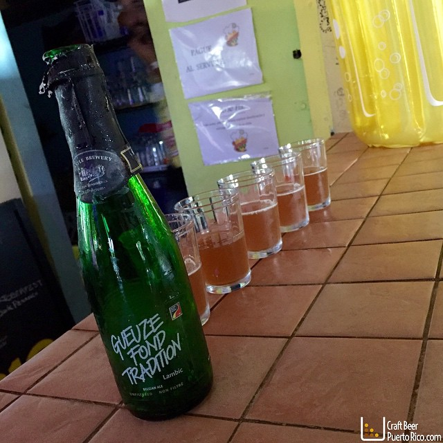 Gueuze Fond Tradition Lambic