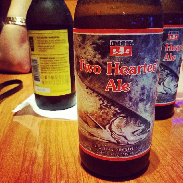Bell's Two Hearted Ale vía @elbroseph en Instagram