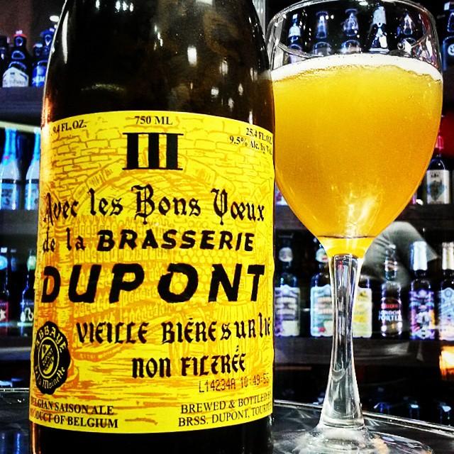 Dupont Avec les Bons Voeux vía @valdorm en Instagram