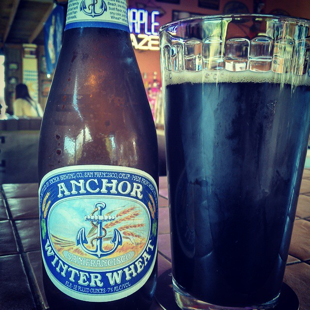 Anchor Winter Wheat vía @cracker8110 en Instagram