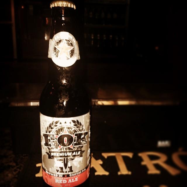 FOK Premium Ale vía @v_malave en Instagram