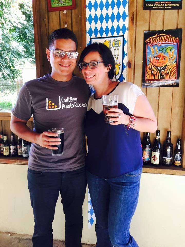 Aibonito Beer Garden Foto: Viomarie González en Facebook