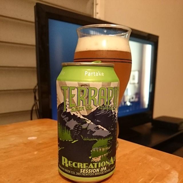 Terrapin Recreation Ale vía @adejesus80 en Instagram