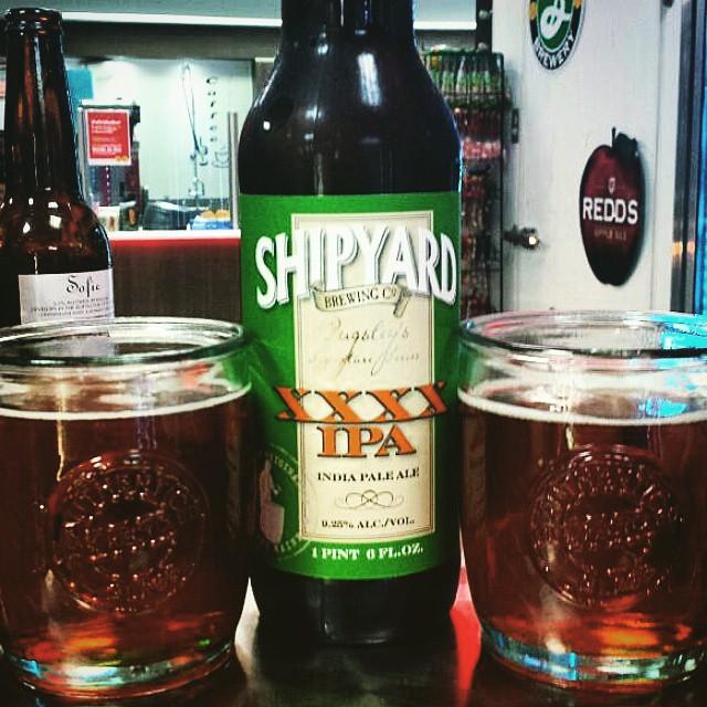 Shipyard XXXX IPA vía @valdorm en Instagram