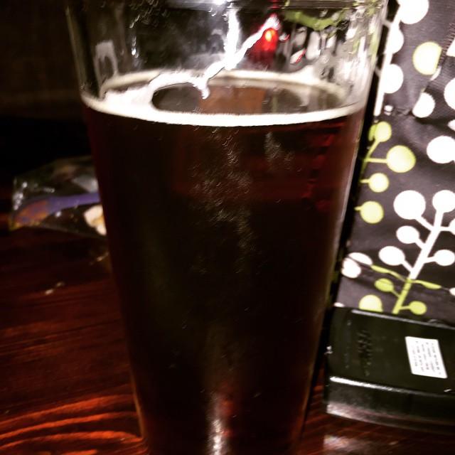 Red Rye Amber Ale de Tampa Bay Brewing vía @mauricioh77 en Instagram