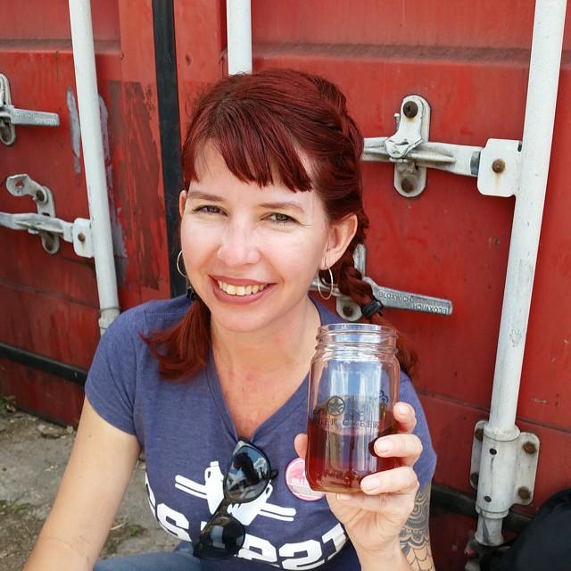 @mitchellecintron en Ranger Creek Brewing en San Antonio, TX