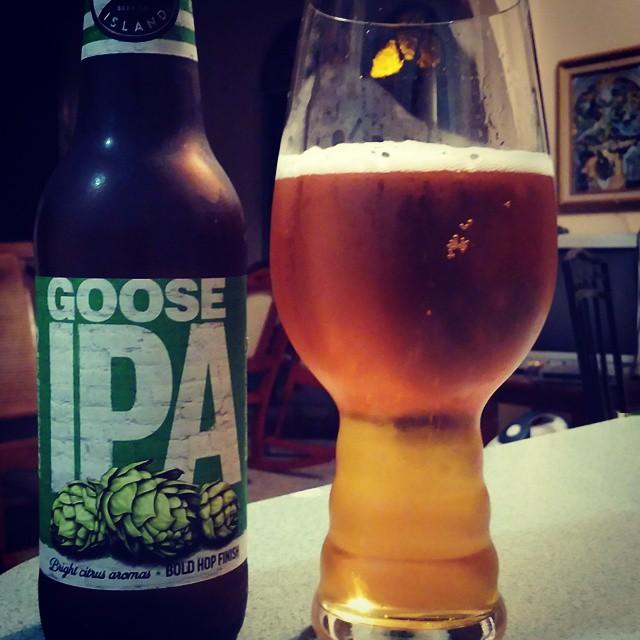 Goose Island IPA vía @cracker8110 en Instagram