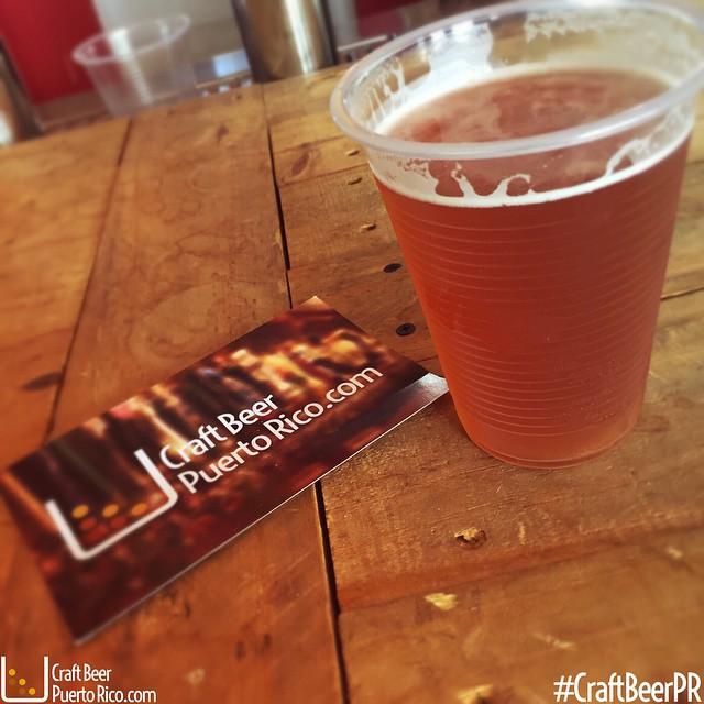 Flavor Hopera Golden Ale de Barlovento Brewing