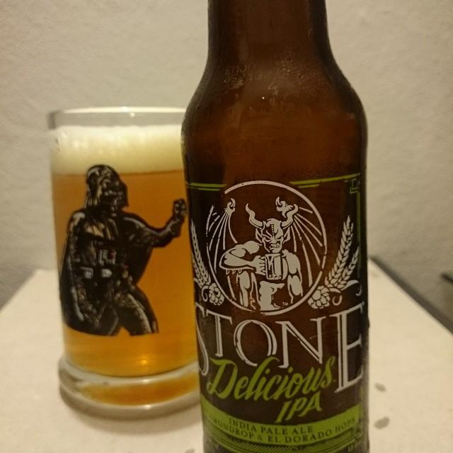 Stone Delicious IPA vía @adejesus80 en Instagram