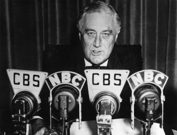 Franklin Delano Roosevelt - Imagen: Getty Images