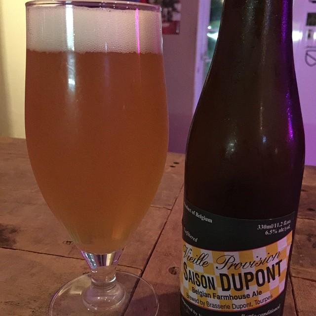 Saison Dupont vía @camachox en Instagram