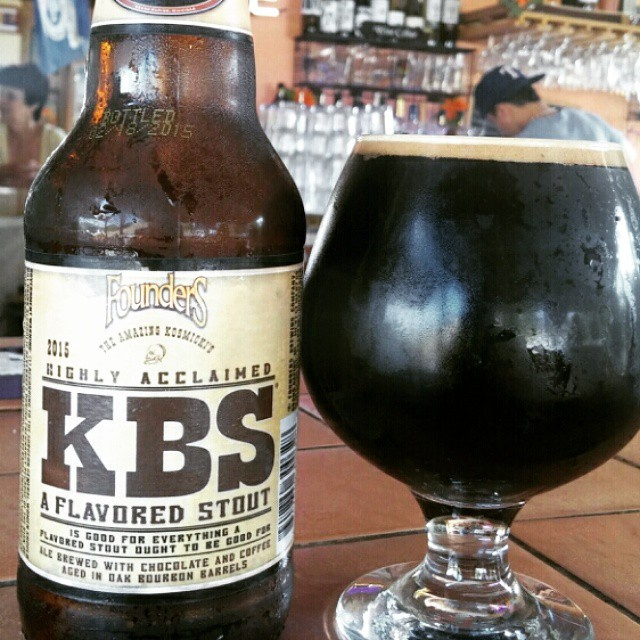 Founders KBS vía Cracker8110 en Instagram