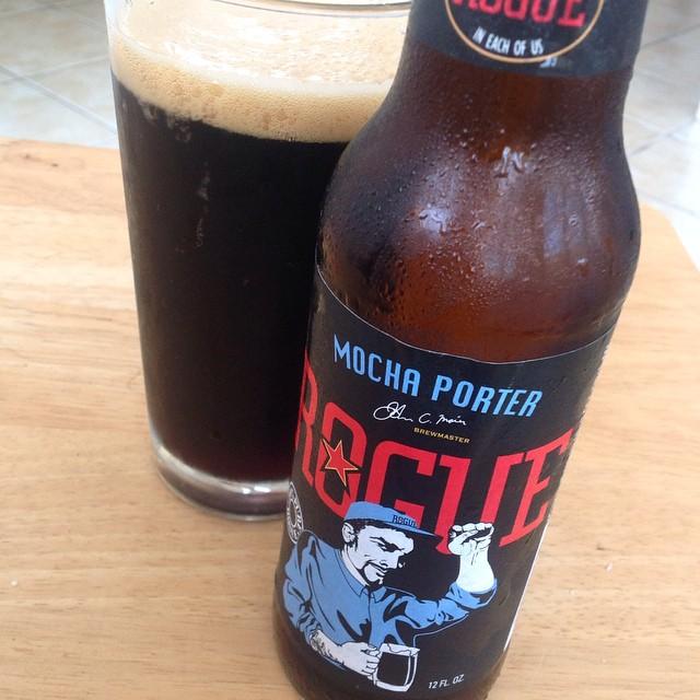 Rogue Mocha Porter vía @apaman8 en Instagram