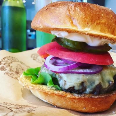 County Fair Burger