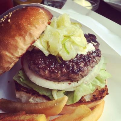 Sudachi Cheeseburger